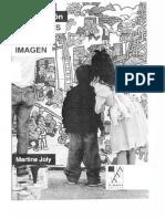 Joly Martine - Introduccion Al Analisis de La Imagen