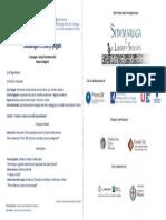 Programma - Sommaruga e il Liberty svelato
