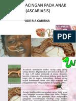 Laporan Pendahuluan dan Asuhan Keperawatan Cacingan Pada Anak.pptx