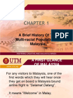 Chapter 1 - A brief history of the multi-racial population of Malaysia.ppt