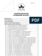 Pulse Standards 201011