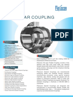 Gear Coupling 2014
