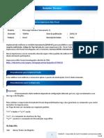 BT Formata Texto Imp Nao Fiscal