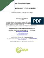 Die Ängstlichen Und Die Brutalen Spanisch