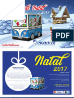 Tradicionais Cestas de Natal Incentivo 2017