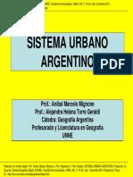 Sistema Urbano Argentino