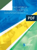 Seguridad Hidrica y Cambio Climatico estudio comparativo web.pdf