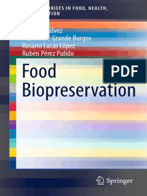 Food Biopreservation (2014) | Microbiology | Nature