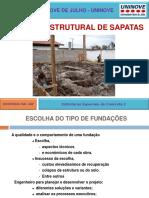 a6-Projeto Estrutural de Sapatas