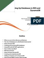 3 Deploying Aws m3 Databases Slides