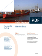 Maritime sector