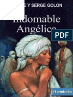 4 Indomable Angelica - Anne Golon