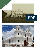 Iglesias Catolicas de Alta Verapaz