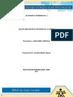 Evidencia 3 Taller Analisis de Elasticidad de La Oferta