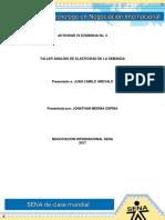Evidencia 4 Taller Analisis de Elasticidad de La Demanda