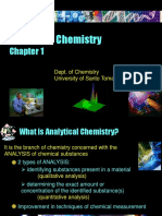 AnalyticalChemistry-updated Chapter 1