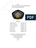 Essay Etika Administrasi 2