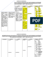 Matriz de Consistencia - Propuesta