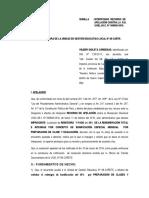 APELACION DEL 30 %  PRCLAS VIOLETA  2016.docx