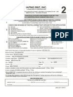 Miscellaneous NSF 372 Application 2014-01-10