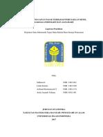 ANALISIS TANGGAPAN PASAR TERHADAP PERUSAHAAN RITEL RAKSASA INDOMART DAN ALFAMART.docx