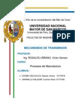 Informe Metrologia e Instrumentacion