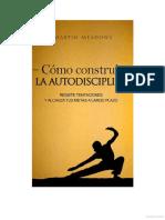 Cómo Construir La Autodisciplina.pdf