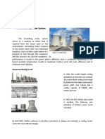 Cooling Tower Final Paper ME 188 (in depth)