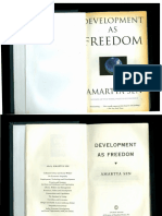 01- SEN Amartya (2000) Development as Freedom