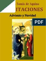 Meditaciones de Santo Tomas de Aquino - Adviento y Navidad