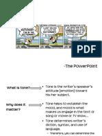 Tone Power Point