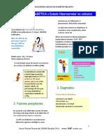 Complicaciones Agudas de Diabetes Mellitus - PLUS Medica