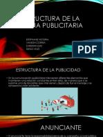 LA EsTRUCTURA de La Industria Publicitaria