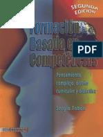 G2 Formacion Basada en Competencias Sergio Tobon