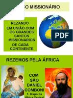 Terço Missionário -