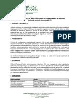 Terminos de Referencia Convocatoria Trabajos de Grado 2017-2
