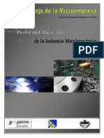 Perfil de Mercado Industria Metalmecánica