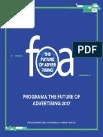Programa completo - FOARD 2017
