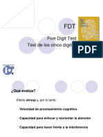 99702619 Test 5 Digitos Ppt