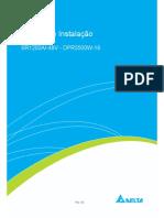 Manual Instalcao Pt SR1200A-48V DPR3500!18!00