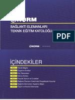 22-NORM_Bağlantı Elemanları Teknik Eğitim Kataloğu