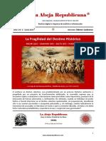 La Fragilidad Del Destino Historico - LAR 6