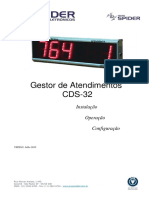 Manual de Senhas CDS-32