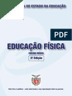 Livro Educação Fisica Ensino Médio