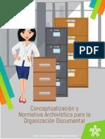 Normas Para Organizar Archivos
