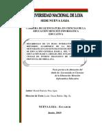 Tesis Blog Refuerzo Ortografico DNOA