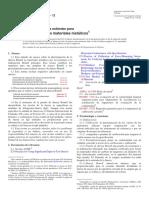 Astm Ing. Materiales en Español
