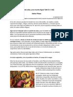 Pikza Xabier - 2017 - Suicidio de Judas_Una Muerte Digna
