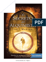 [BEN HOPE 1] El Secreto Del Alquimista - SCOTT MARIANI
