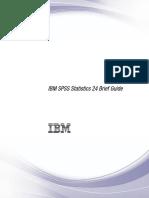 ! IBM SPSS Statistics Brief Guide